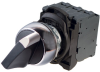 Selector Switches Heavy-Duty/Oil Tight -- OMPBD7-SS 22mm Series Selector Switches