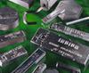 Indium Metal -- 99.99% Indium Anode