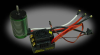 Mamba Monster 1/8 CM2650/ESC Motor Brushless Combo -- 0-CSEMONBCM2650