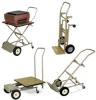 WESCO 4-in-1 Convertible Hand Truck -- 5971400