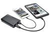 Portable 10,000mAh Dual-Port Mobile Power Bank USB Battery Charger with LED Flashlight -- UPB-10K0-2U