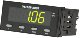 1-8 DIN Awesome Display Ratemeter-Tachometer with Totalizer, S628 Series