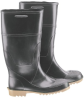 Onguard 56233 Black 10 Chemical-Resistant Boots - 14 in Height - 791079-10123 -- 791079-10123 - Image