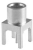 RF Coaxial Board Mount Connector -- 133-8701-201 -- View Larger Image