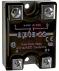 Relay;SSR;Power;Cur-Rtg 25A;Vol-Rtg 240AC;Panel Mnt;Quick Connect;UL, CSA, CE -- 70133862