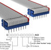 Rectangular Cable Assemblies -- C8RRS-1606G-ND -Image