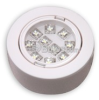 LED Puck Light Fixture -- LEDP5WH120V