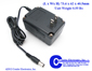 Linear Transformers and Power Supplies -- D-11V0-0A6-U12 - Image