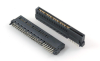 Hybrid Power Straight Press Fit Type Edge Card Connector -- 80306-2A1S24P111ACB30PA - Image
