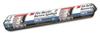 3M 1003 SL Firestop Sealant - Gray Paste 20 fl oz Sausage Pack - 18789 -- 051115-18789 - Image
