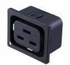Power Entry Connectors - Inlets, Outlets, Modules -- 486-3605-ND -Image