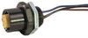 "Single Key Micro-Link Receptacle, Female, 3 pole, 1', 1/4"" NPT -- 303S0010P - Image"