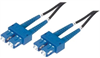 9/125 Single Mode, Military Fiber Cable, Dual SC / Dual SC, 3.0m -- FSA00003-3M - Image