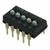 DIP Switches -- 1825057-4-ND - Image