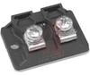 Resistor;Thick Film;Res 100 Ohms;Pwr-Rtg 100 W;Tol 10%;SMT;Screw Termination -- 70065332