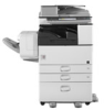 B&W Multifunction Printer -- MP 3352