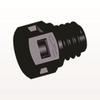 Plug, Black -- MP31 - Image