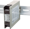 RS-232 to RS-422, RS-485 Isolated DIN Rail Mount Serial Interface Converter -- 1105
