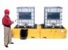 Ultra-Twin IBC Spill Pallet® -- ULT1140