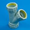 Polypropylene 45° WYE -- 33017 - Image