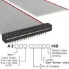 Rectangular Cable Assemblies -- A2MXS-3436G-ND -Image
