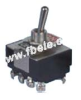 Medium Toggle Switch -- KN3(B)-401 ON-OFF