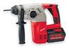 Cordless Rotary Hammer Drill Kit,28V,SDS -- 2VJ56