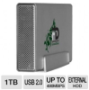 Fantom GD1000Q GreenDrive Quad External Hard Drive - 1TB, eS -- GD1000Q