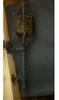 Large Wrought Iron Wall Light -- B252WS