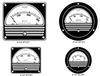Weschler Panel Meters -- RF Ammeters
