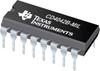 CD4042B-MIL CMOS Quad Clocked 'D' Latch -- CD4042BF -Image