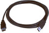 USB Type A to USB Type A, 3 meters – Extension Cable -- CA214