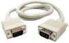 6ft HD15 SVGA M/M Monitor Cable Beige -- VG10-06-BGE