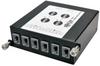 100Gb/120Gb to 40Gb Breakout Cassette, (x2) 24-Fiber MTP/MPO ( Male with Pins ) to (x6) 12-Fiber MTP/MPO Male with Pins ) -- N484-2M24-6M12