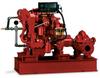 Series 913 - Horizontal Split Case Diesel Drive Fire Pumps -- Model 481, 485, 491, 492, 495 - Image