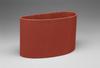 3M 202DZ Coated Aluminum Oxide Sanding Belt - 80 Grit - 10 in Width x 13 3/4 in Length - 58297 -- 051119-58297 - Image