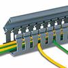 Panduit Panduct® Type H - Hinged Cover Wide Slot Wiring Duct -- PAN-H2X3-6
