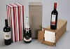 Side Load Wine and Champagne Bottle Shippers and Gift Boxes