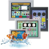 Touchscree;5.7in, 65K Color TFT LCD Touchscreen, Black Bezel -- 70174128