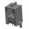 Input-Output Connectors, Modular Jack Series, Modular Jack, Single Port, Modular Jack Single Port, Horizontal, Height (Above board)=Standard -- 66011-006LF