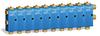 Air Operated Purgex for Liquid, All Liquid Contact Seals Viton, 10 Feeds -- B3162-210
