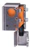 Through-beam sensor receiver