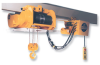 Hot Melt Wire Rope Hoists -- B3-2DHM-4