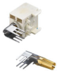 Backplane Connectors, 2.00 mm (0.079 in.), Metral®, Metral® Standard Receptacles, Contact type=DIN Power -- 70424-003 - Image