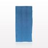 Blue Cotton Towel, 4 Sides Sewn