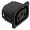 Power Entry Connectors - Inlets, Outlets, Modules -- 486-2889-ND - Image