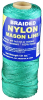 #1 BRAIDED NYLON MASON LINE 500' GREEN -- 12-502