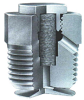 Vent Plugs with Filter and Deflector -- A5170 Series