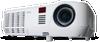 2600-lumen High-Brightness Mobile Projector -- NP-V260