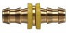 Brass Push-on Fitting - Hose Menders